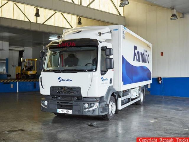 Renault Trucks zahájí prodej elektrických vozidel v roce 2019, foto Renault Trucks