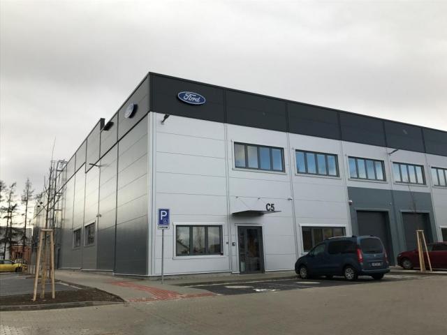 Ford Motor Company, s.r.o. otevírá nové školící centrum v Praze, foto Cushman & Wakefield