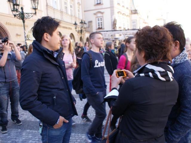 V roce 2017 přijelo do Prahy přes 7,5 milionu návštěvníků. Foto Praha Press