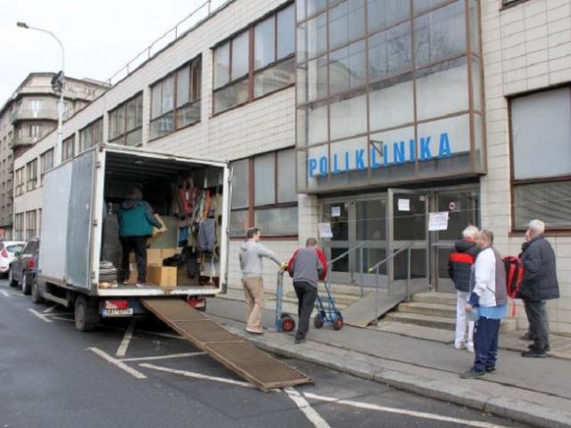 Poliklinika Prahy 7 se stěhuje do nově zrekonstruované budovy. Foto ÚMČ Praha 7