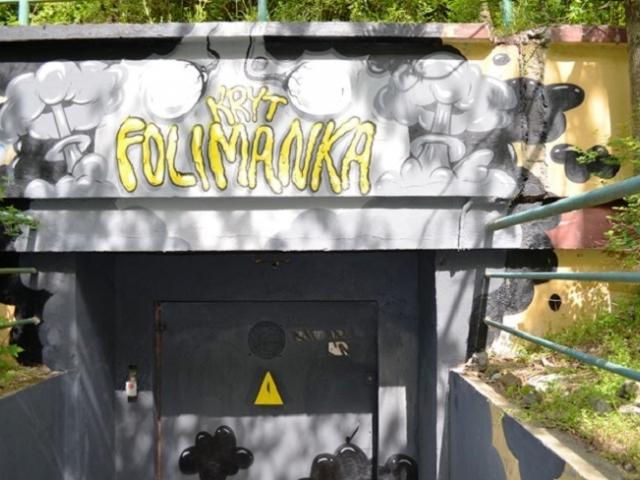 Kryt na Folimance se otevře 17. února 2018, foto ÚMČ Praha 2