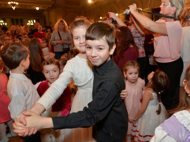 Odpoledne pro děti plné elegance, noblesy a tance, foto ÚMČ Praha 1