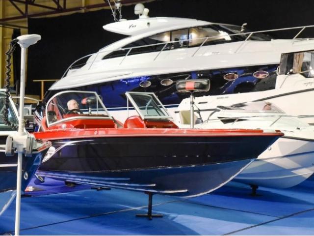 Baltic Boat Show 2018 může být zajímavou možností pro obchodníky. Foto: www.bt1.lv