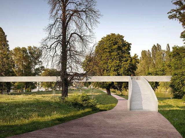 Přijďte se podívat na Výstavu architektonické soutěže Lávka Holešovice – Karlín, foto: ÚMČ Praha 7.