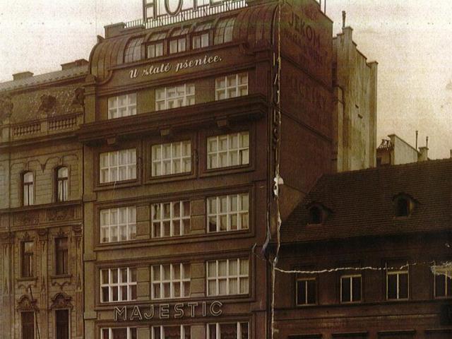 Pražské nemovitosti se dočkají několika konverzí na hotely, foto: : Cushman & Wakefield
