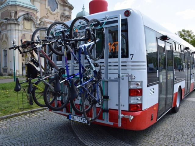 Cyklobus na lince č. 147 opět startuje. Přeprava kol je zdarma, foto: DPP