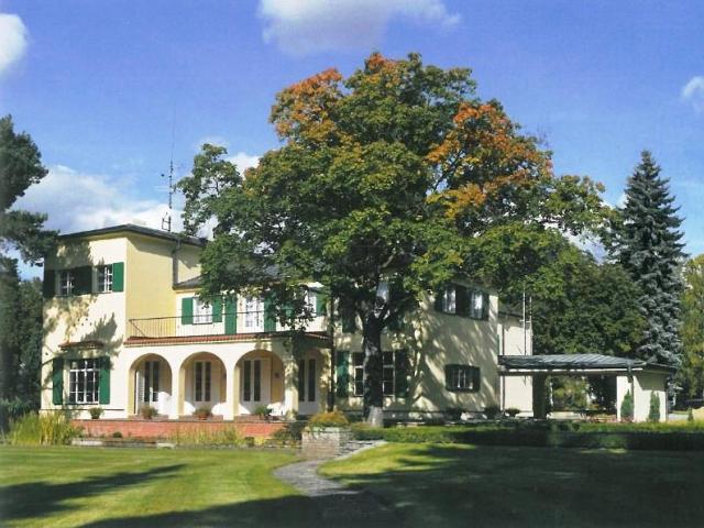 Benešova vila v Sezimově Ústí nabídne návštěvníkům pravidelné prohlídky, foto: Národní muzeum