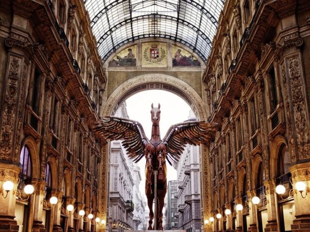 Navštivte slavný italský veletrh Salone del Mobile2018, Milano, Itálie, ilustrační foto Milano, Igor Saveliev, pixabay. com