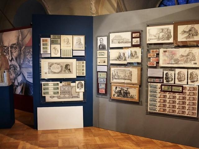 Státní tiskárna cenin zahajuje výstavu k 90. výročí svého založení, foto: MF ČR.