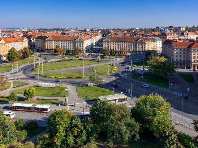 Praha vyhlásila soutěž na proměnu Vítězného náměstí, foto: IPR Praha
