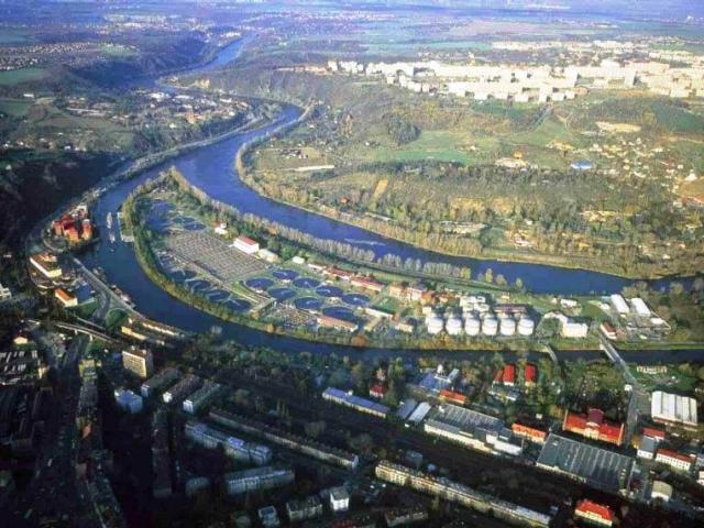 Stavba Nové vodní linky ÚČOV je ve finále, foto: MHMP