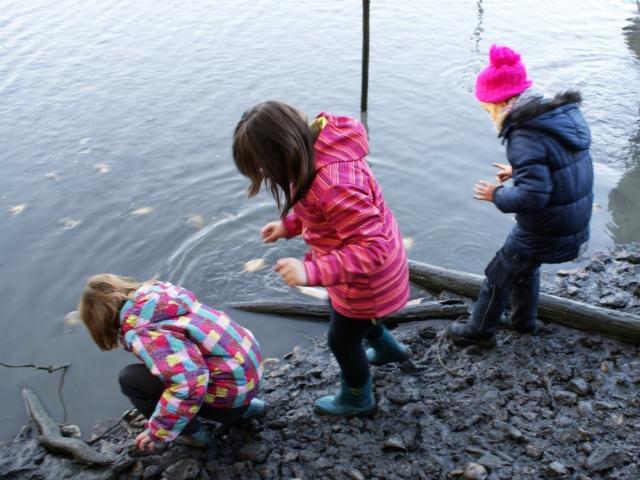 Rybářské závody pro děti! Ilustrační foto: Praha Press