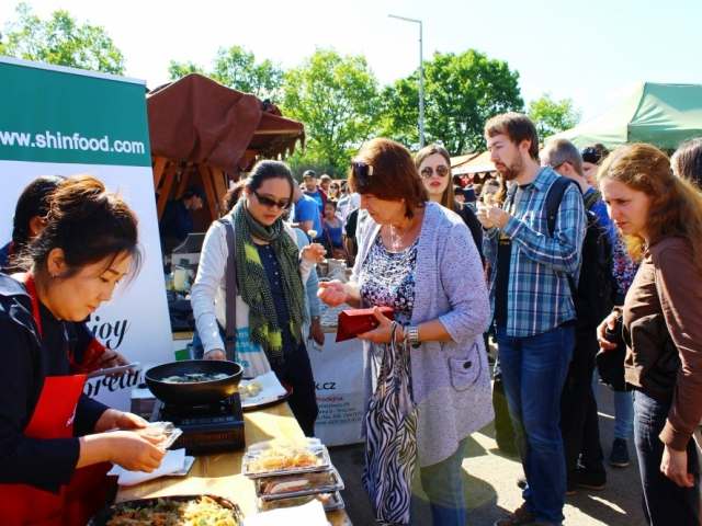 Festival ambasád FOOD AND CULTURE bude na Kulaťáku, foto: festivalambasad.cz