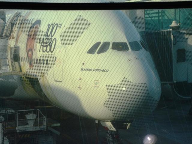 Úroveň letu obchodní třídou aerolinkami Emirates je bezkonkurenční, foto: Stanislava Nopová