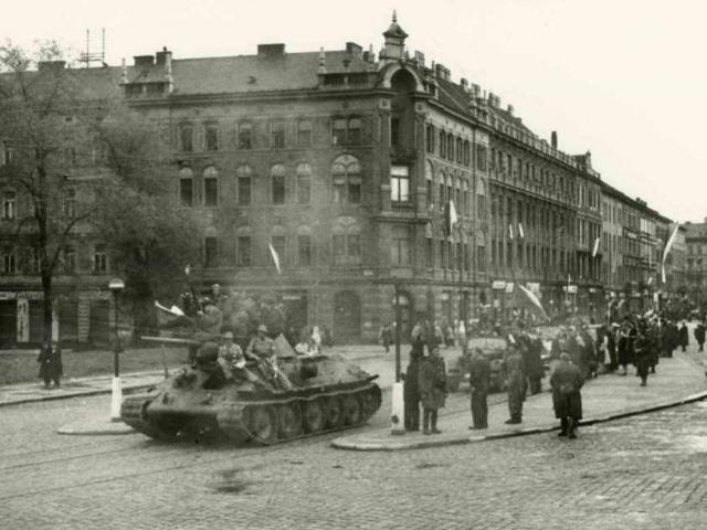 Na interaktivní mapě můžete sledovat průběh květnového povstání na území Prahy 5, foto: ÚMČ Praha 5