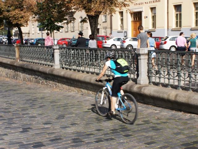 Praha spouští kampaň ke zlepšení ohleduplnosti cyklistů, motoristů a chodců, foto: Praha Press