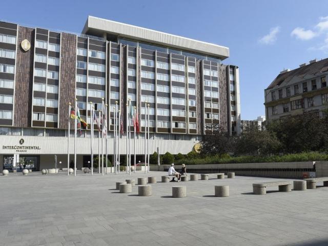 Praha 1 se staví proti plánované výstavbě u hotelu InterContinental, foto: ÚMČ Praha 1