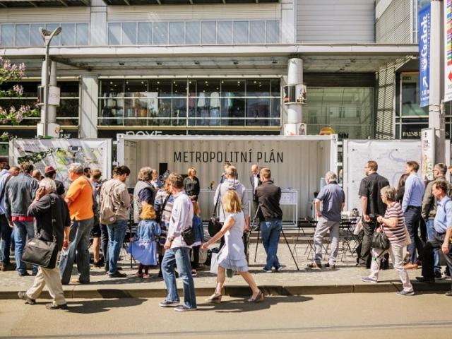 Metropolitní plán se vydává na cestu po městských částech, foto: IPR Praha