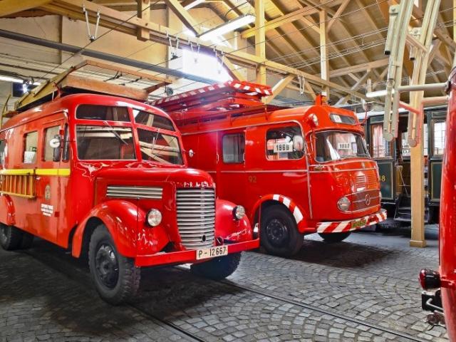 Muzeum MHD ve Střešovicích si připomíná 25 let od svého otevření, foto: DPP