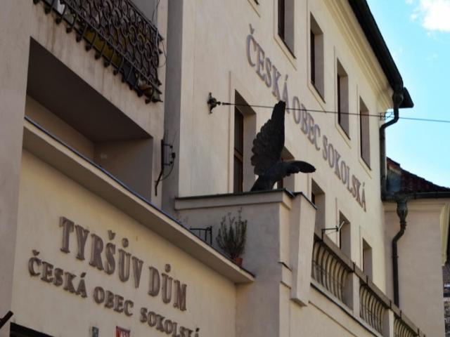 Sokol otevře Tyršův dům veřejnosti, foto: Česká obec sokolská
