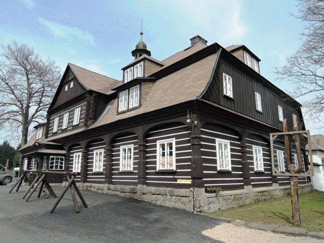 Rekonstrukce Šámalovy chaty v Jizerských horách začne v červnu, foto: LČR