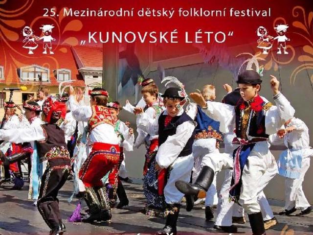 Mezinárodní dětský folklórní festival Kunovské léto se blíží, foto: kunovske-leto.cz