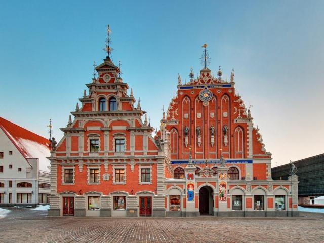 Lotyšsko a jeho hlavní město Riga jsou lákavou destinací pro zvídavé turisty