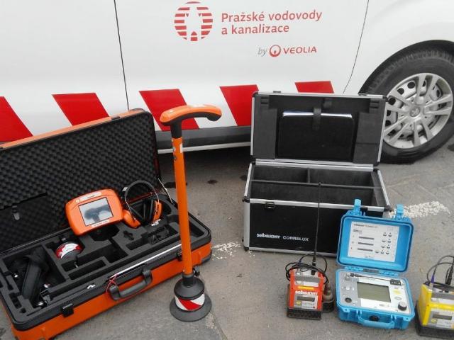 PVK představí techniku v Podolské vodárně, foto: PVK