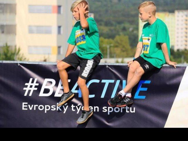 Týden sportu bude probíhat od 23. do 30. září 2018, foto: olympic.cz