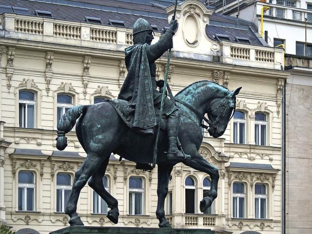 Uplynulo 170 let od narození významného českého sochaře Josefa Václava Myslbeka