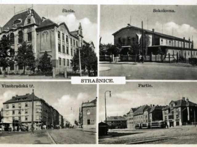 Výstava o pražských Strašnicích přibližuje historickou realitu, foto: Muzeum hl. m. Prahy