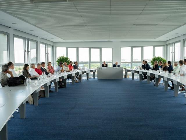ČZU hostila setkání předsednictev akademických senátů pražských vysokých škol, foto: ČZU