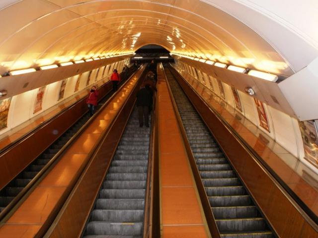 Provoz metra A a C bude o prodlouženém červencovém víkendu omezen, ilustrační foto: Praha Press