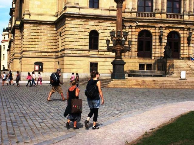 Ojediněle pojatá Vltava Bedřicha Smetany zazní ve Dvoraně Rudolfina, foto: Praha Press