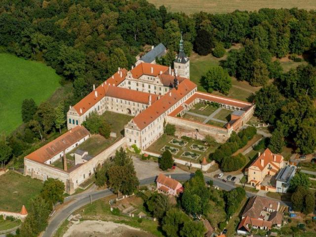 Zámky Telč a Uherčice se dočkají obnovy z evropských peněz. Foto: NPÚ