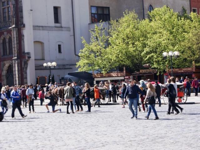 Digitální orloj na Staroměstské radnici už není, ilustrační foto: Praha Press