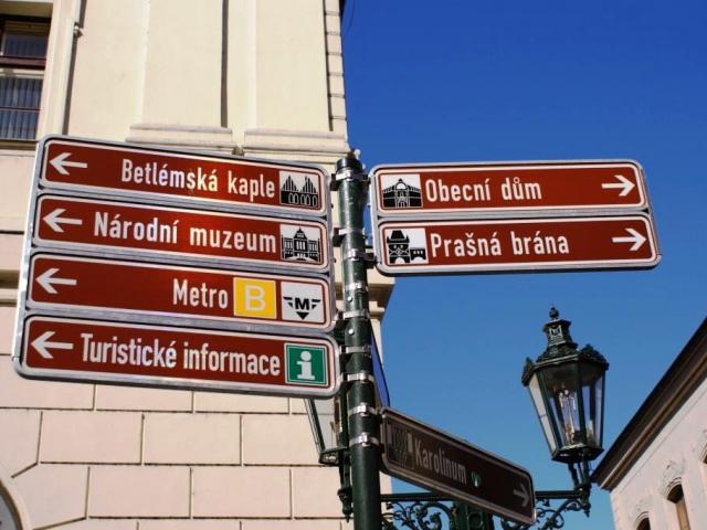 Můžete přispět nápadem k novému navigačnímu systému města, foto: Praha Press