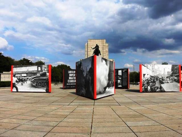 Národní památník na Vítkově otevírá nové výstavy k výročí okupace, foto: Národní muzeum