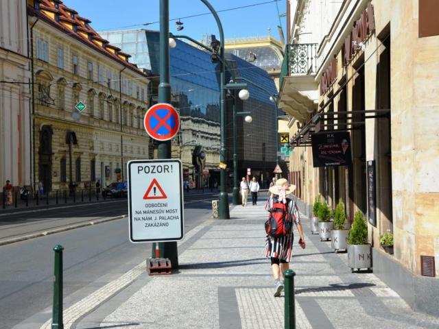 Praha chce lépe informovat o dopravních omezeních, foto: Praha Press