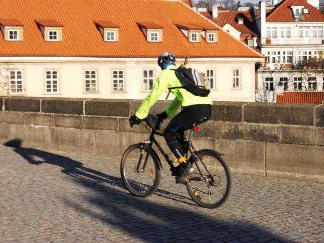 Bohatý program Evropského týdne mobility cílí také na Prahu, foto: Praha Press