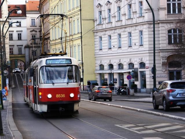 DPP chce omezit počty nehod tramvají, foto: Praha Press