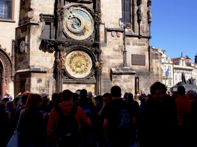 Dne 28. září 2018 bude slavnostně spuštěn opravený staroměstský orloj, foto: Praha Press