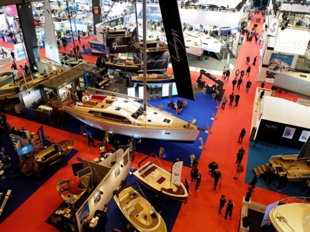 Crédits photo : © Raoul Dobremel / AFP / Nautic 2017