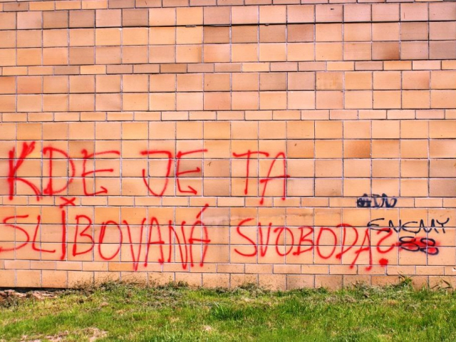Praha 10 má nový program bez Graffiti pro čistší veřejný prostor, ilustrační foto: Praha Press