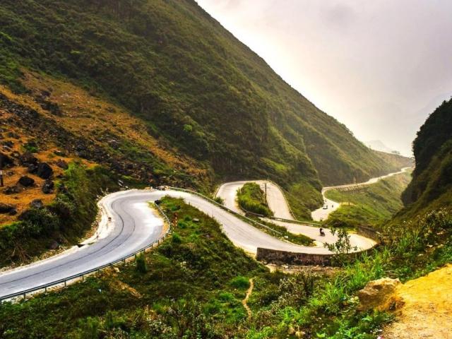 Severní Vietnam, ilustrační foto