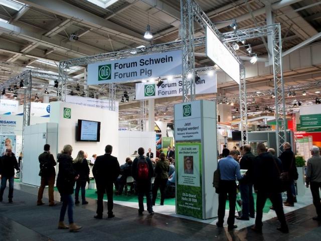 Blíží se mezinárodní výstava EUROTIER pro chov zemědělských zvířat, foto: eurotier.com