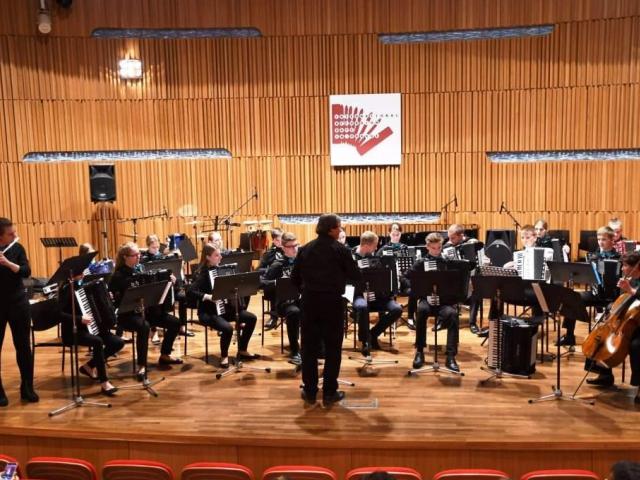 Přijďte podpořit soutěžní klání 200 akordeonistů z patnácti zemí světa, foto: accordion.cz