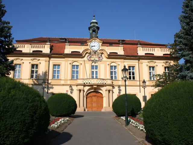 Libeňský zámek, Foto: Praha8