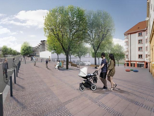 Praha vybrala projektanta pro Bělohorskou, foto: IPR Praha