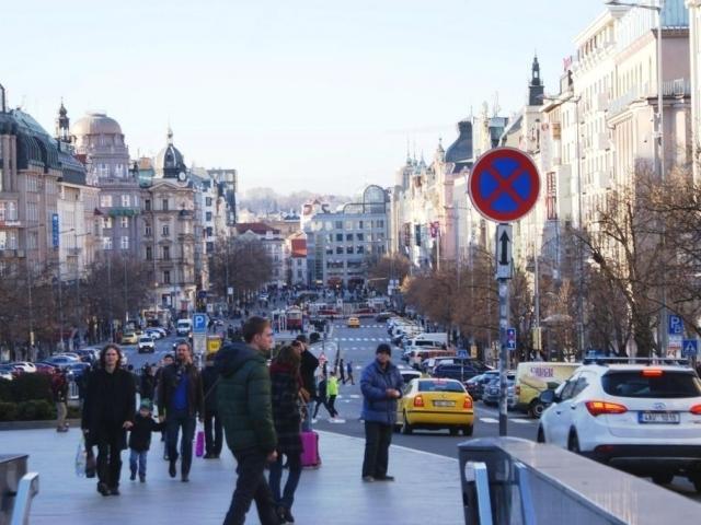 Na konci roku přijede do Prahy přes 700 000 návštěvníků, foto: Praha Press